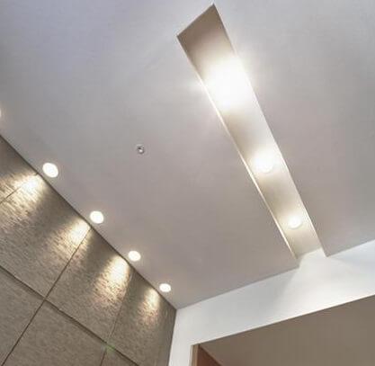 Instalaci n de pladur techos pigments pinturas - Fotos de techos de pladur ...
