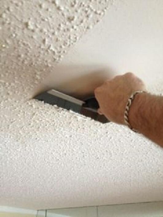 Eliminar gotele pigments pinturas - Como quitar el gotele de una pared ...