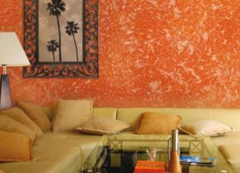 Técnicas decorativas de pinturas para muros y paredes