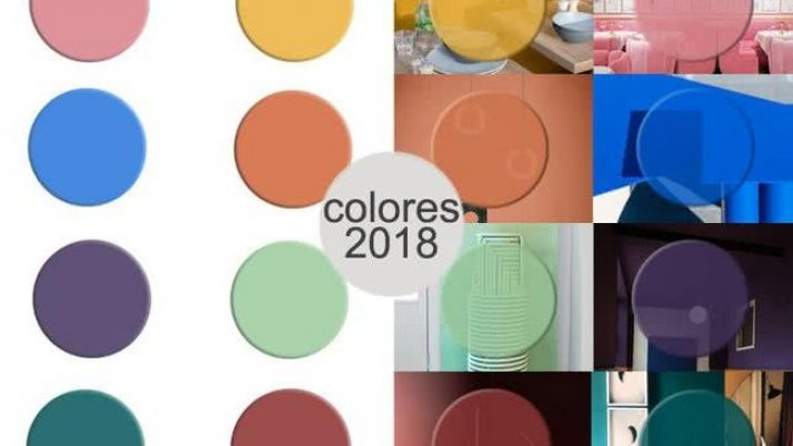 Tendencias en pinturas para pared de interiores 2018