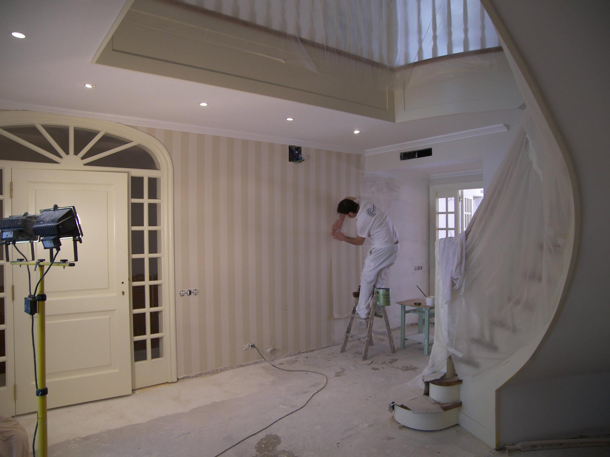 Pintores profesionales en la Comarca del Garraf 1