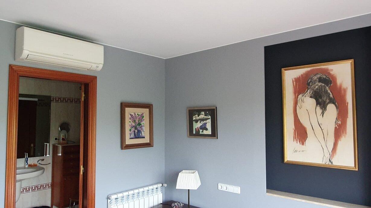Pintura, decoración y solución en humedades. Reparaciones integrales 1
