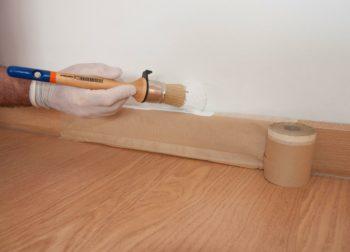 6 Trucos para proteger tu habitación antes de pintarla